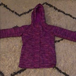 Girls raincoat size 4/5